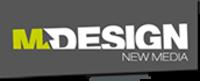 Logo mDesign.at